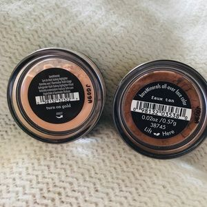 Bare Minerals Faux Tan face & highlighter duo